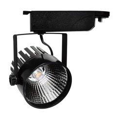 LED Interior Floodlight COB Black Body