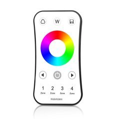 LED RGB RGBW Дистанционно 4 Зони RF 2.4G R8