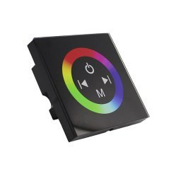 LED RGB Sensor Dimmer Wall Mountable