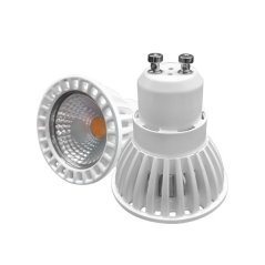 LED Spot GU10 50° COB White NEW