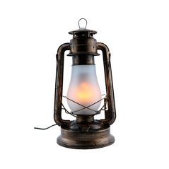 LED Flame Lamp 5W Bronze Colour