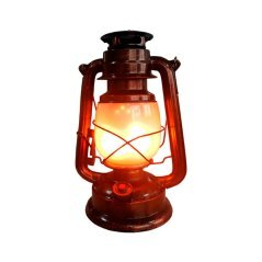 LED Flame Lamp 5W SMD Bronze Colour With Battery