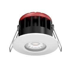 LED Fire-Rated Fixture 10W Magnetic Bezel