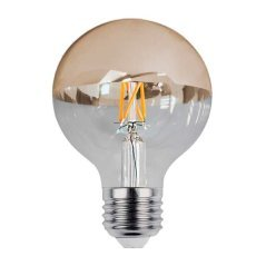 LED Bulb G95 E27 Galf Golden Glass