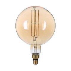 LED Bulb E27 G200 Golden Glass Dimmable