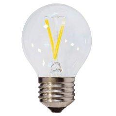 LED Filament Bulb E27 G45