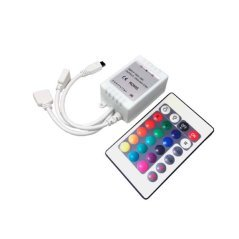 LED Strip Controller With Remote 16 Buttons