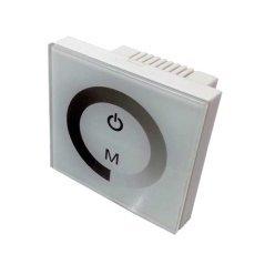 LED Sensor Dimmer Wall Mountable White
