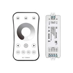 LED Single Color Dimming Remote Control