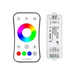 LED RGB Dimming Remote Control