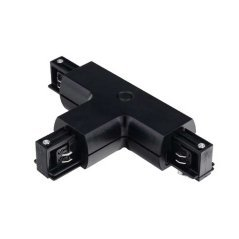 T-Connector Black