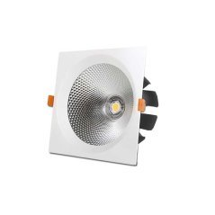 LED COB Downlight Square Rotatable