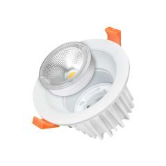LED COB Downlight Round Exchangeable