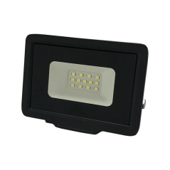LED SMD Floodlight Black City Line