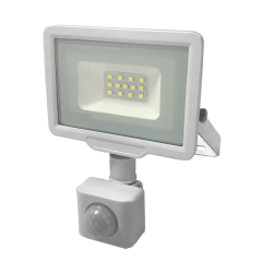 LED SMD Proyector Blanco City Line Con Pir Sensor