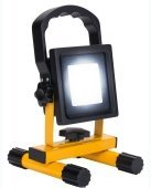 LED SMD Portable Rechargeable Floodlight 600Lm IP44