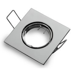 Square Ring Non-Adjustable GU5.3 2Pcs/Box